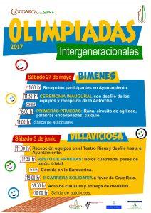 olimpiadas 2017