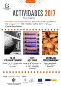 Cartel Casa Encuentros 2017