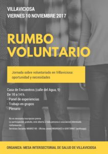RUMBO VOLUNTARIO